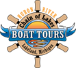 Chain of Lakes Boat Tours Logo